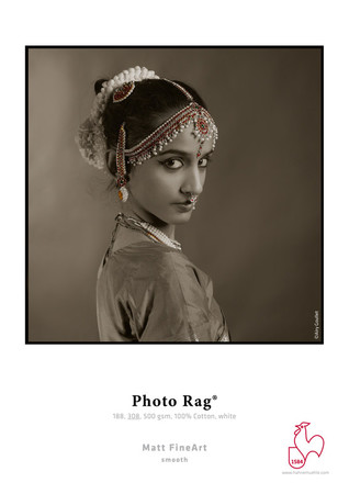 "Photo Rag® 188gsm, 24"" x 39' Roll"