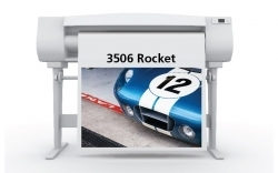 "Rocket Gloss Photo Paper 10mil 24"" x 100'"