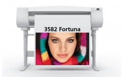"Fortuna Gloss Canvas 17"" x 40' Roll"