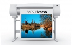 "Picasso Satin Canvas 36"" x 50' Roll"