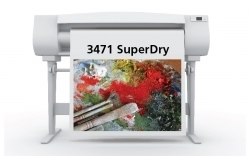 "SuperDry Satin Grayback Roll-up Film 36"" x 100' Roll"