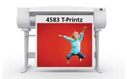 "T-Printz Universal Light Fabric Transfer 50"" x 50' Roll"