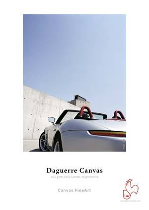 "Daguerre Canvas 400gsm, 17""x39' Roll"