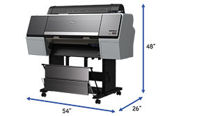 "Epson SureColor P7000 Commercial Edition 24"" Printer"