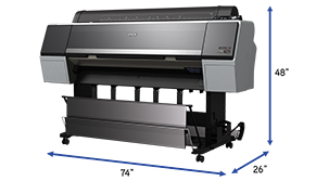 "Epson SureColor P9000 Commercial Edition 44"" Printer"