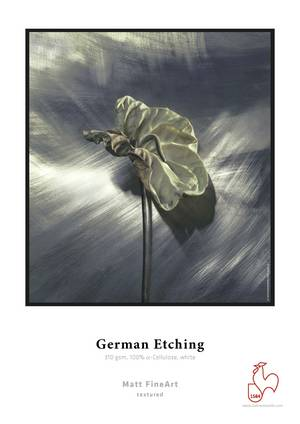 "German Etching® 310gsm, 8.5"" x 11"" 5 sheets"