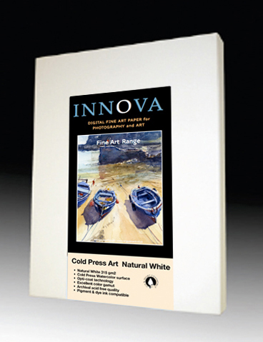 "Innova Cold Press Sampler, 8.5""x11"" 5 sheets"