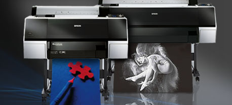 Epson Stylus Pro 9900 Proofing Edition printer