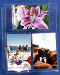 Print Pages - 35mm Slides - 20 Pockets - Pack of 50