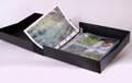 "Ring Folio Binder Box - 1.5"" D Ring"