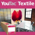 "YouTac Textile Aqueous 24"" x 100' Roll"