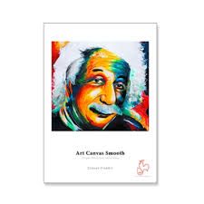 "Art Canvas Smooth 370gsm 24"" x 39' roll"