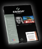 "Canson PhotoGloss Premium RC 270gsm, 8.5"" x 11""- 25 sheets"
