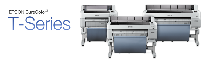 Epson T-Series Cad Printer