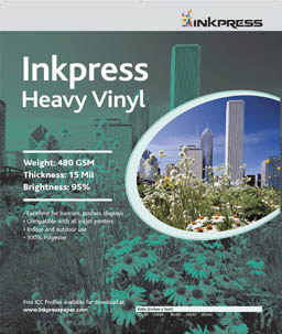 Inkpress Heavy Vinyl