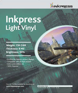 Inkpress Light Vinyl