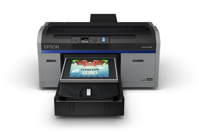 Epson SureColor F2100 White Edition Printer