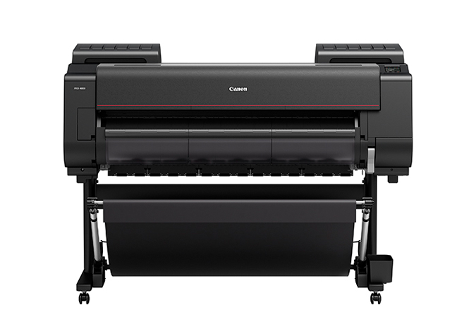 "Canon Pro- 4000S Dual Roll 44"" Printer"