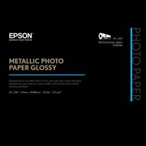 "Metallic Glossy 8.5"" x 11"" - 25 Sheets"