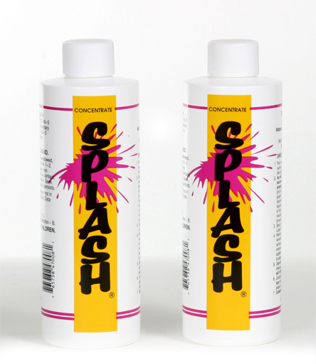 Splash, 8 oz. bottle - Click Image to Close
