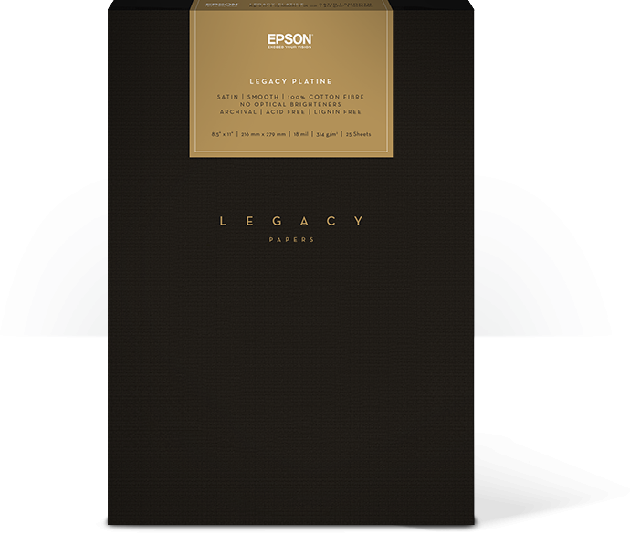 Epson Legacy Sample Pack